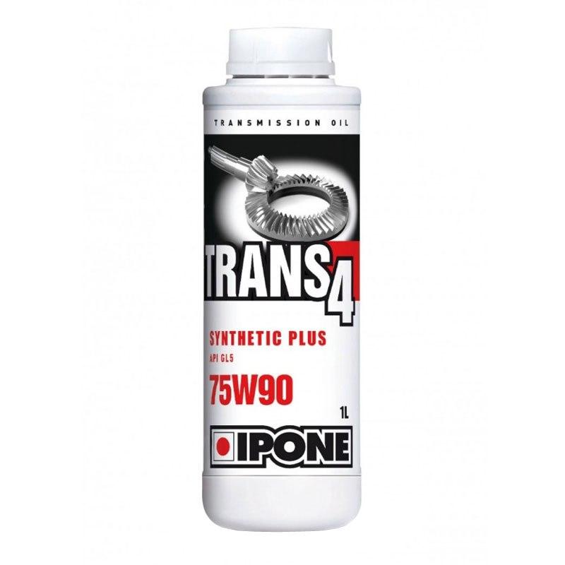 Huile De Boite Ipone Trans 4 Boite/pont 75w90 - 1 Litre