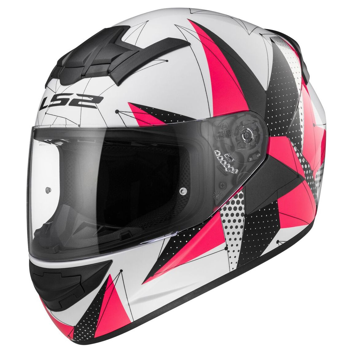 Casque Ls2 Ff352 Rookie Brillant