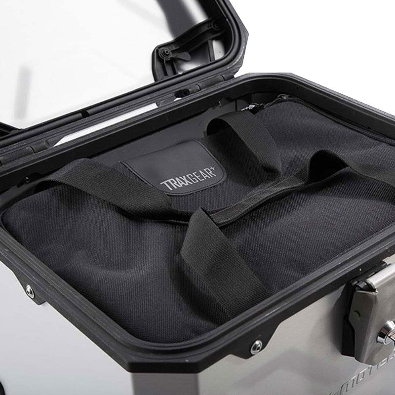 Sacoche sw motech interne pour top case trax bagagerie for Case interne