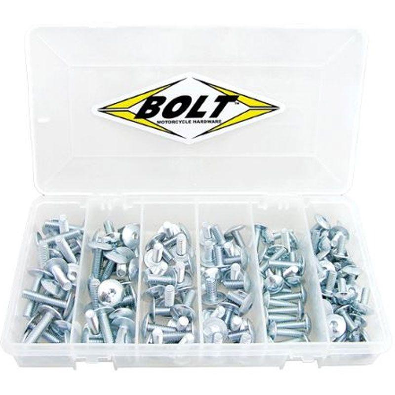 Coffret Bolt Visserie Pour Carénage Pro Pack Sportbike