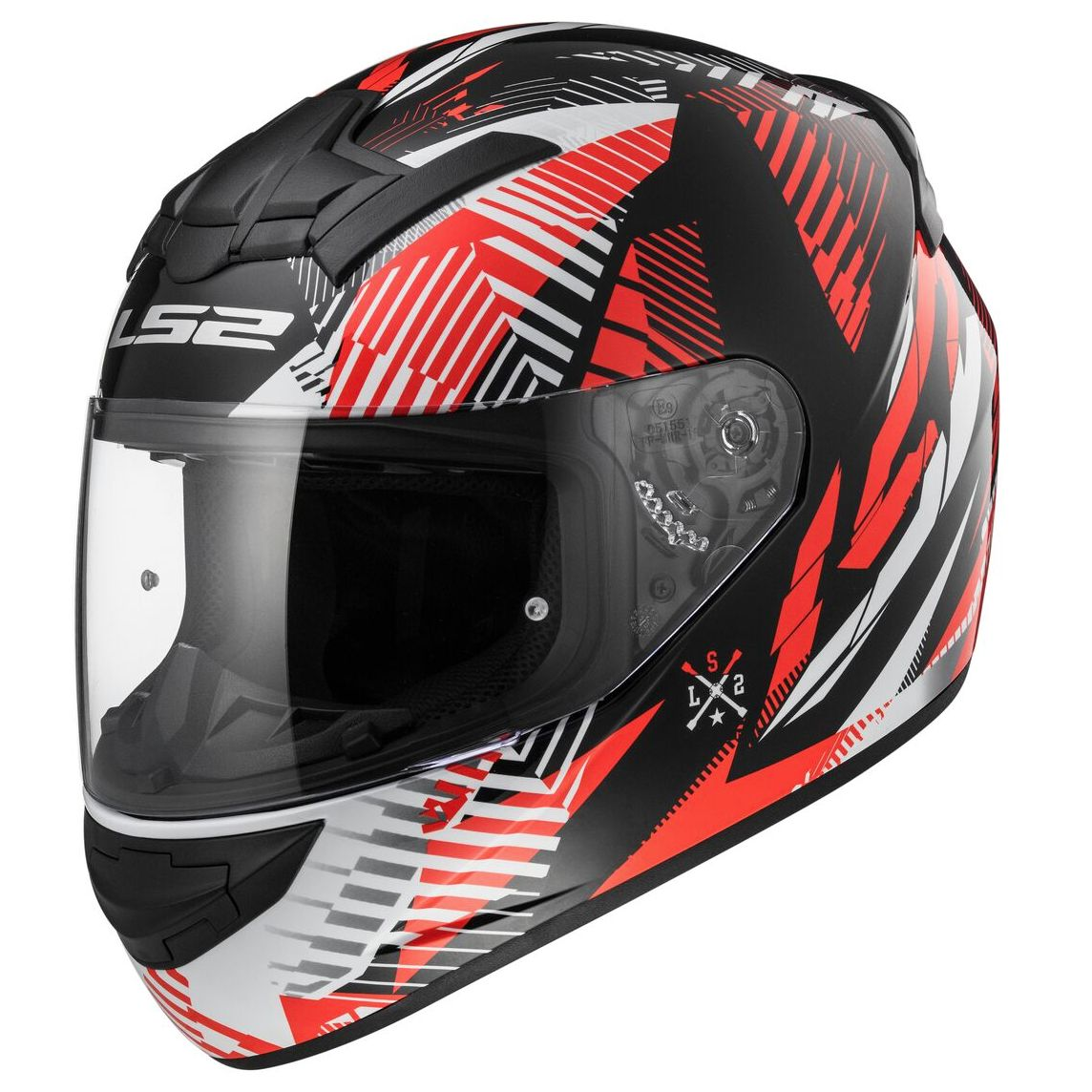 Casque Ls2 Ff352 Rookie Infinite