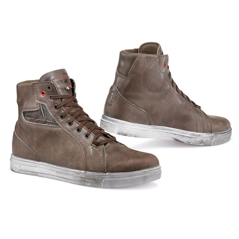 Chaussures Tcx Boots Street Ace Cofee Brown Waterproof