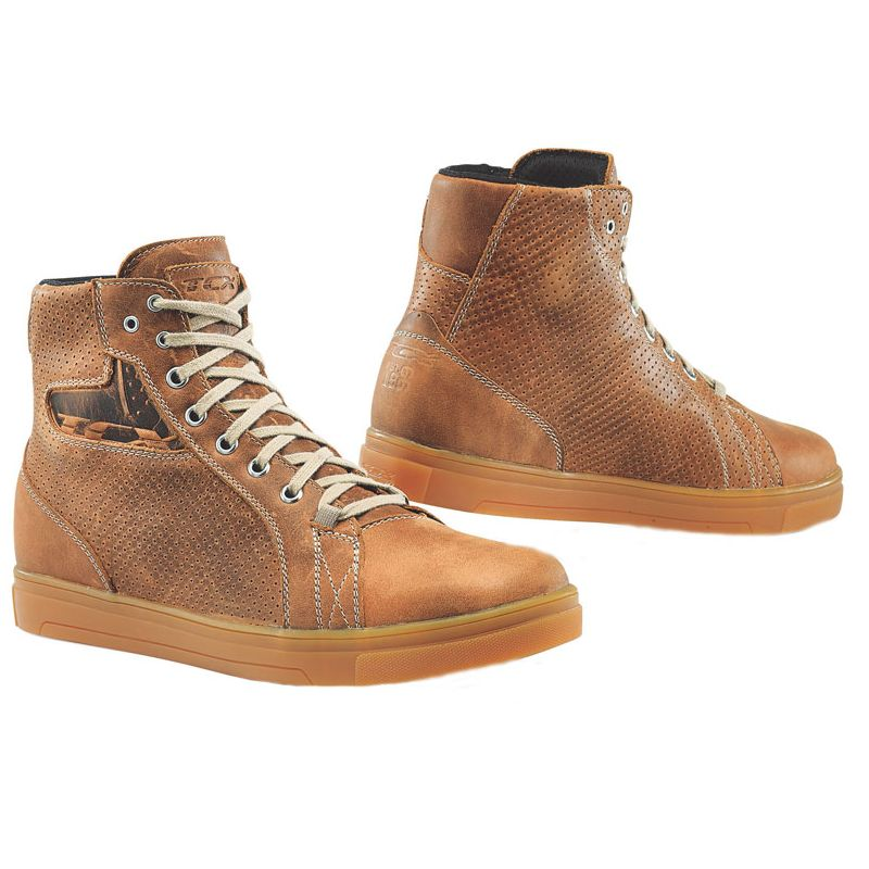 Chaussures TCX Boots STREET ACE AIR - NATIVE