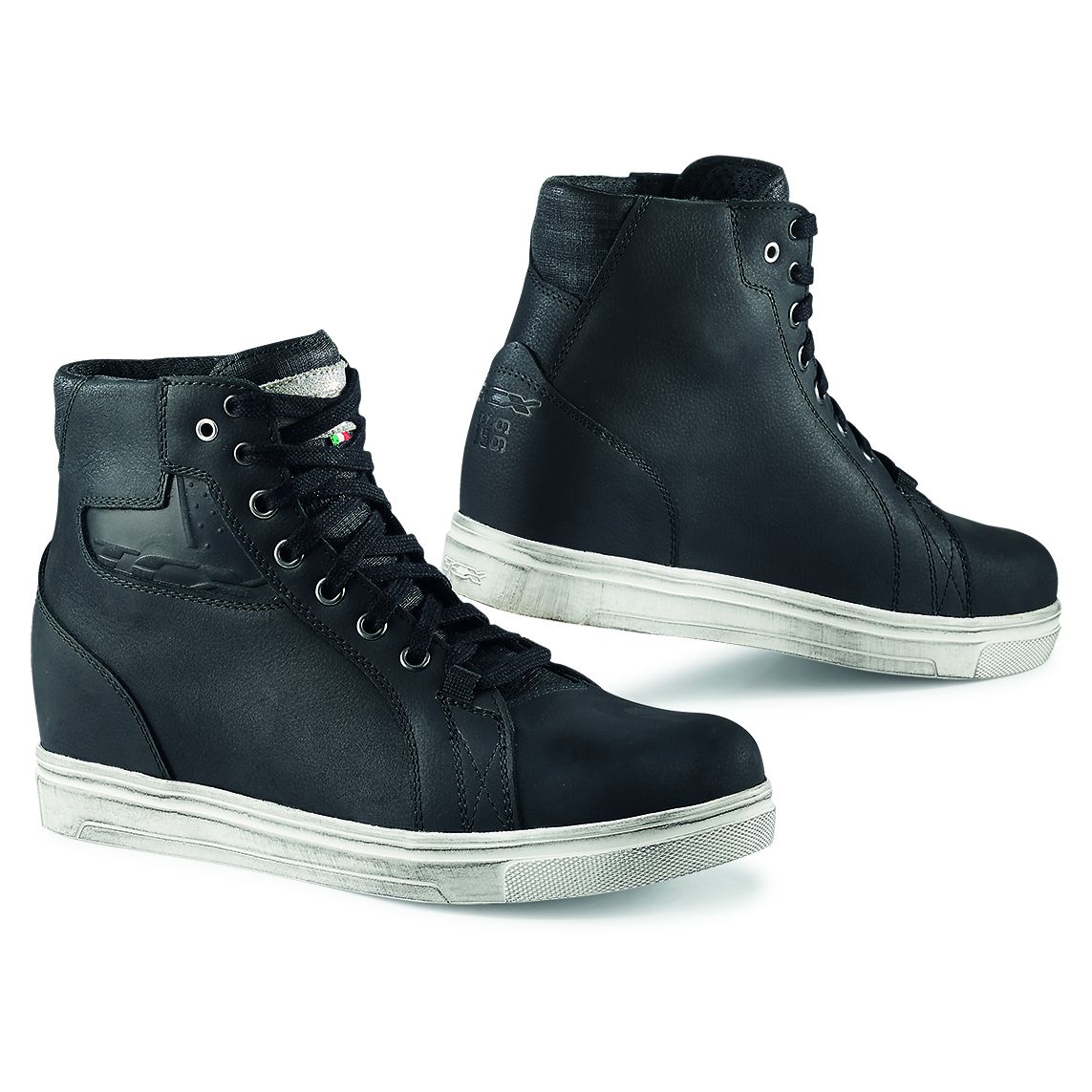 Chaussures TCX Boots STREET ACE LADY NOIR WATERPROOF