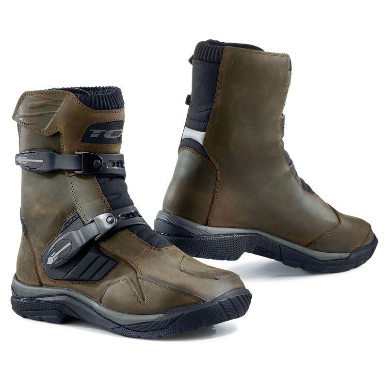 Boots 2020 TCX WATERPROOF MID Bottes BAJA cross BdxoQWrCe