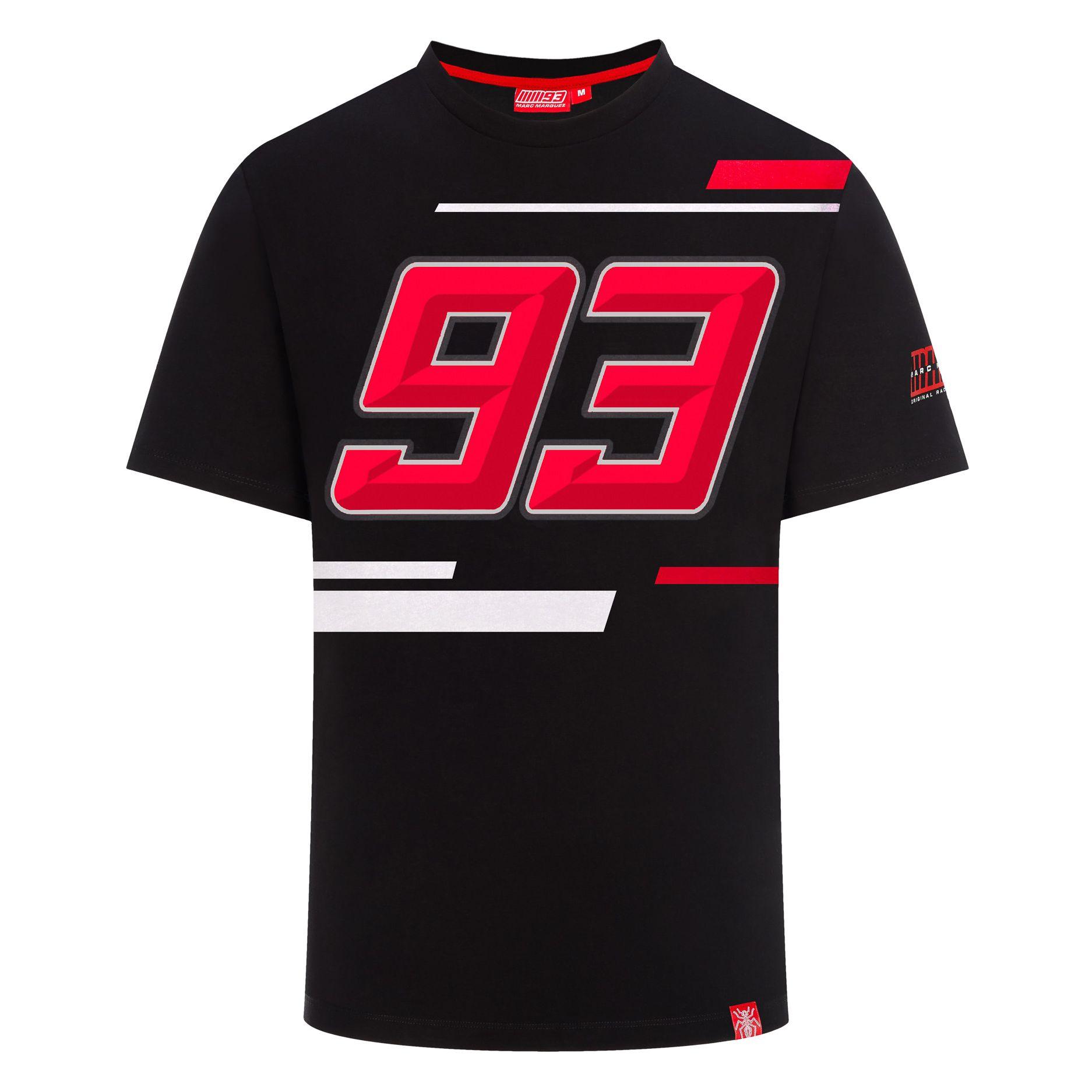 MARQUEZ Shirt manches T courtes MARC GP 93 HEID29