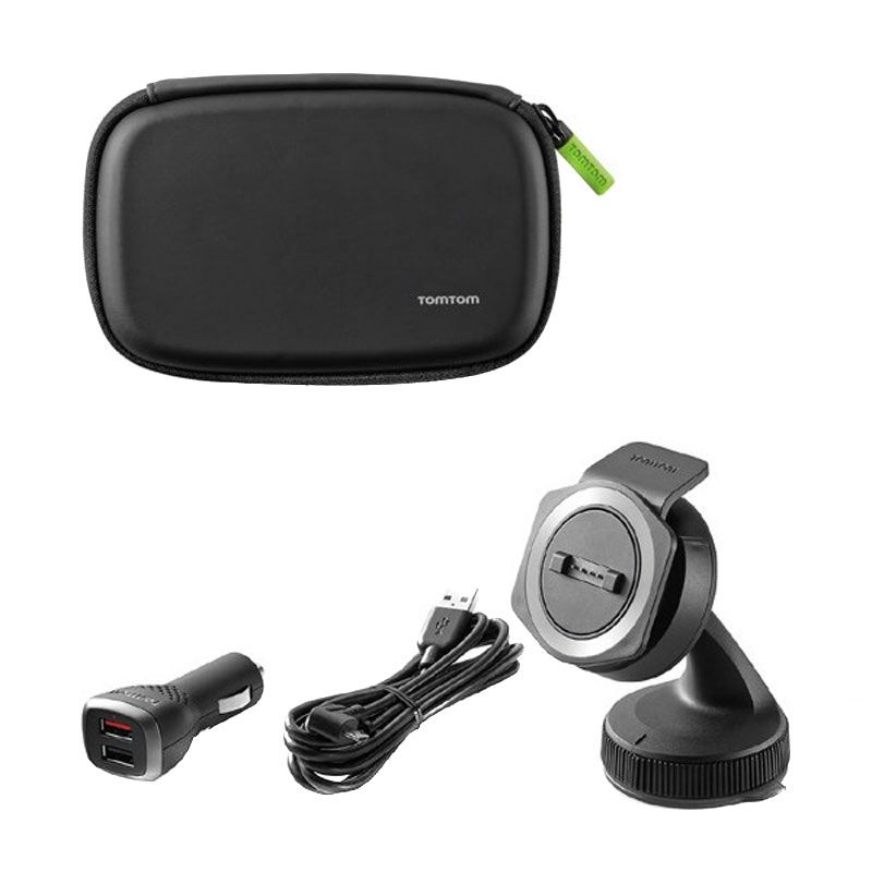 support tomtom kit pour voiture pour gps rider 40 42 400 410 420 450 500 550 high tech. Black Bedroom Furniture Sets. Home Design Ideas