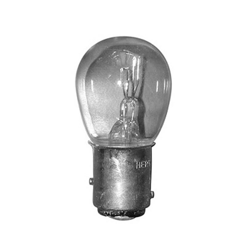 Ampoule Hert Code 6v-3/15w Bay15d