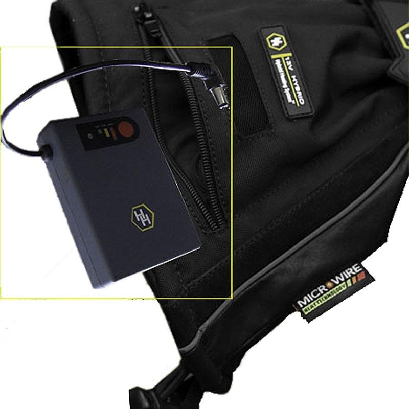 Batterie Gerbings Kit Batteries 12v Hybride