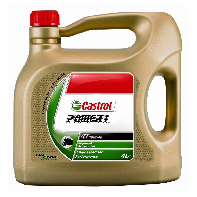 huile moteur castrol power 1 gps 4t 10w 40 4 litres vendre huiles lubrifiants. Black Bedroom Furniture Sets. Home Design Ideas