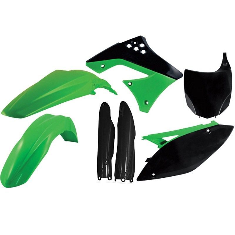 Kit de piezas de plástico Acerbis Full Replica 2010