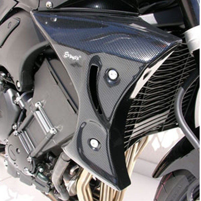 Ecope de radiateur Ermax  Habillage Moto  Motoblouzcom