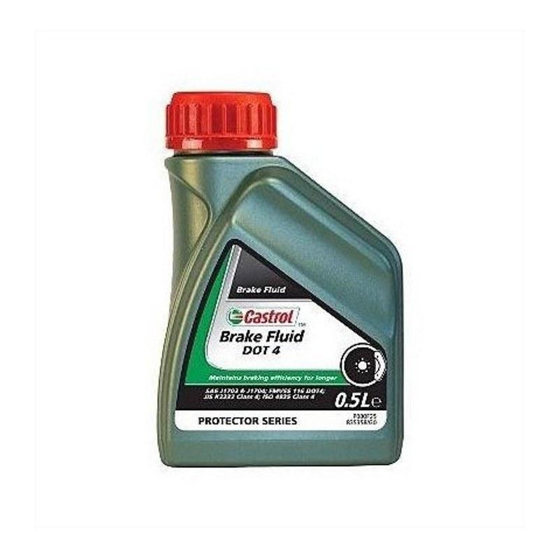 Brake fluid Castrol DOT 4 500 ML