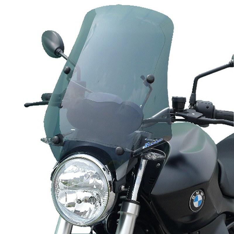 pare brise bullster fum gris habillage protection moto. Black Bedroom Furniture Sets. Home Design Ideas