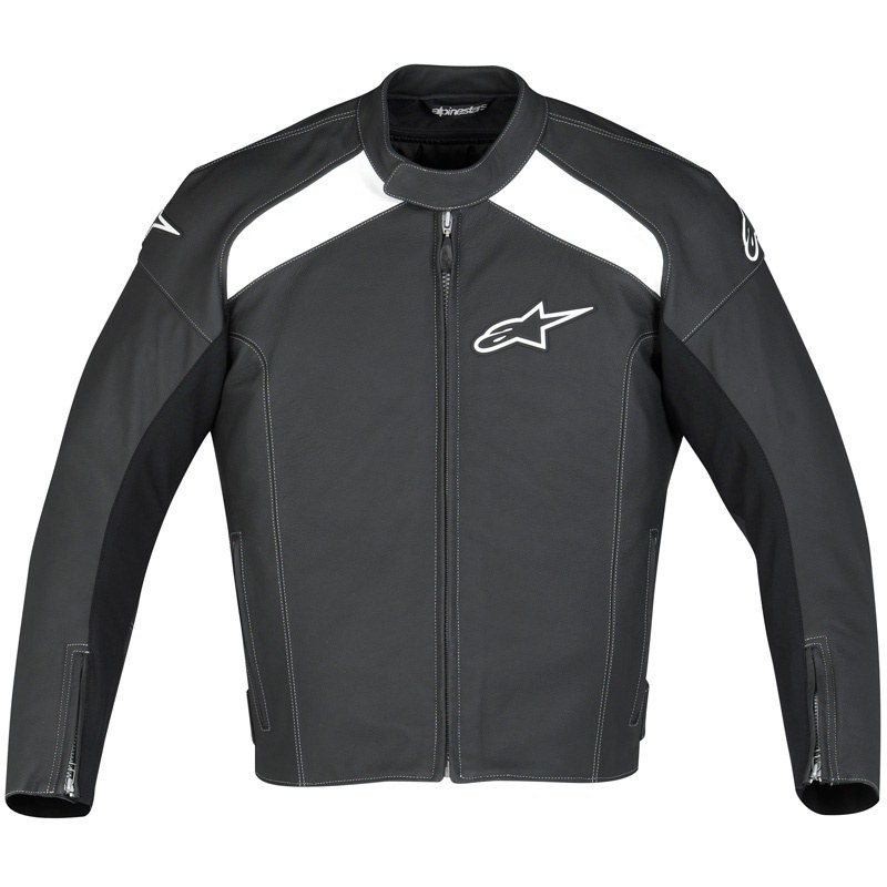 Blouson Alpinestars TZ 1 LEATHER JACKET