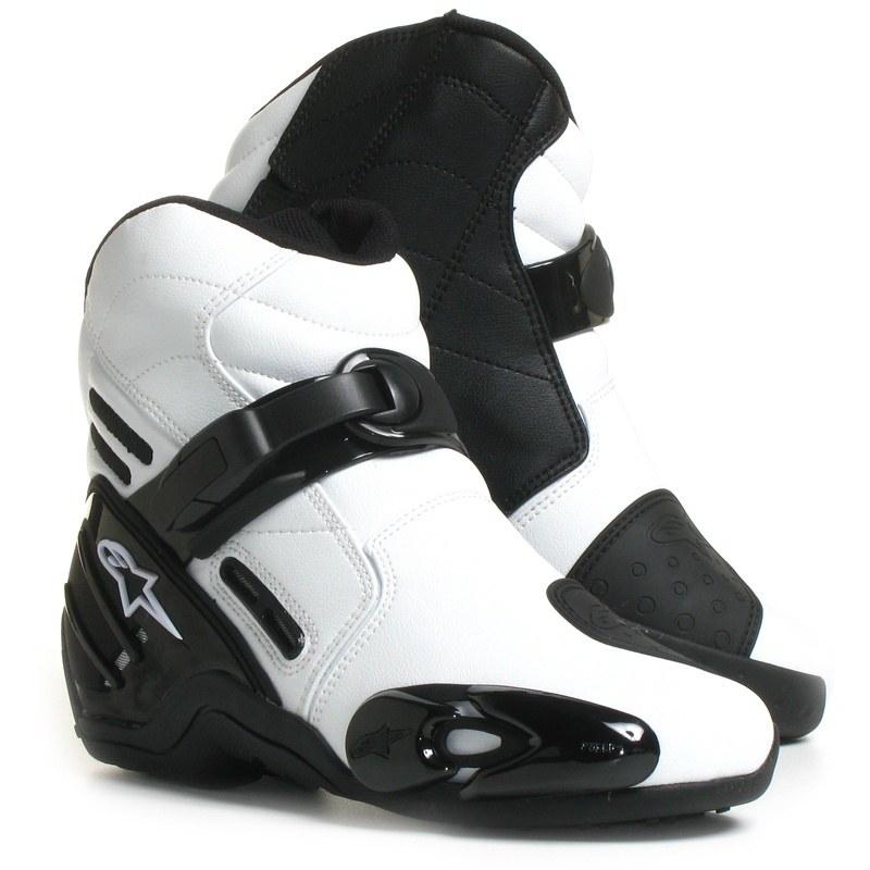 e8c6a7dd443 Demi-bottes Alpinestars SMX 2 - Bottes et chaussures - Motoblouz.com