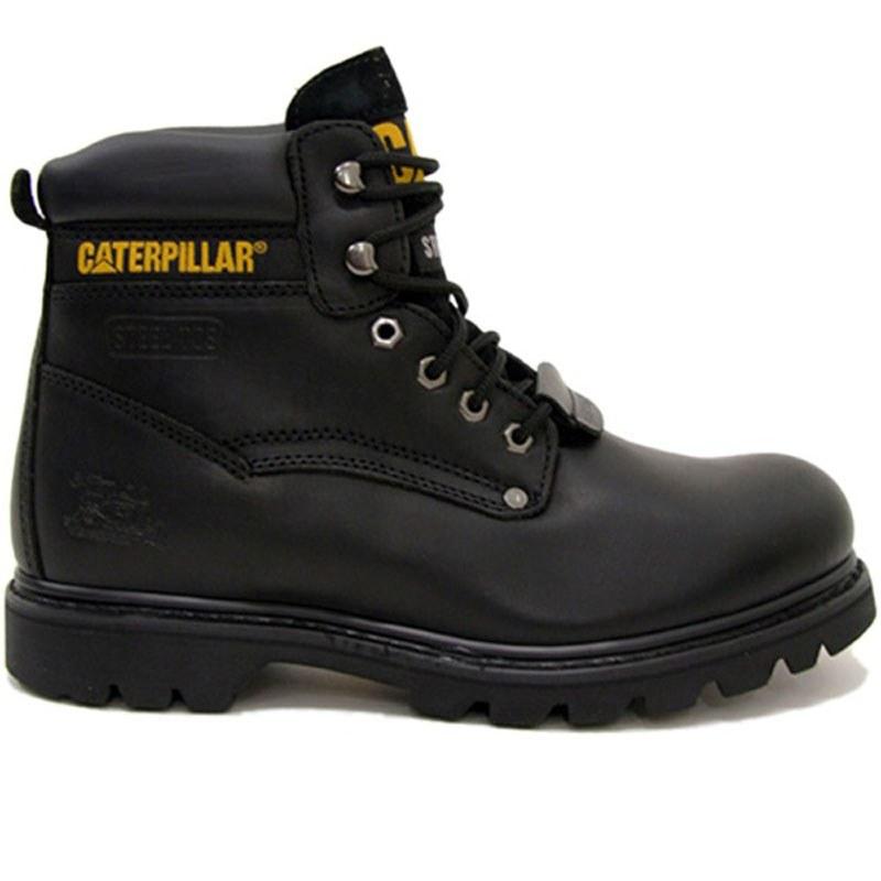 e9d9b4aff23086 Chaussures Caterpillar SHEFFIELD NOIR - Bottes et chaussures ...