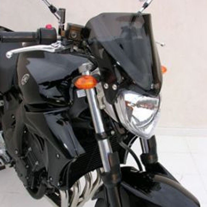 saute vent ermax habillage protection moto. Black Bedroom Furniture Sets. Home Design Ideas
