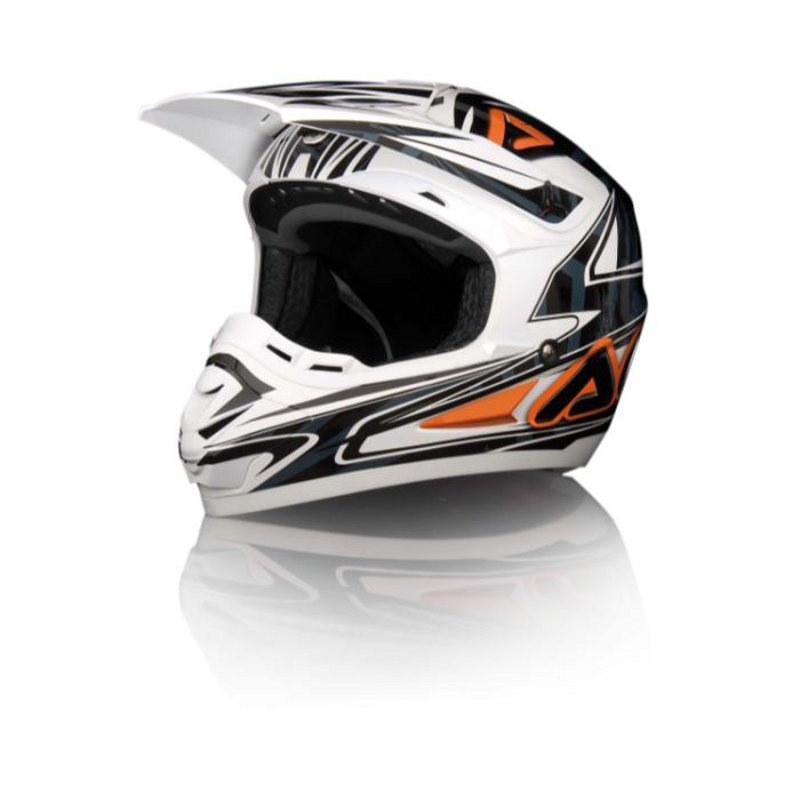 Casque Acerbis ON WAY ORANGE