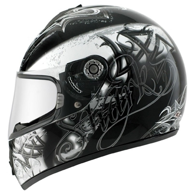 Casque Shark S600 DARK NIGHT