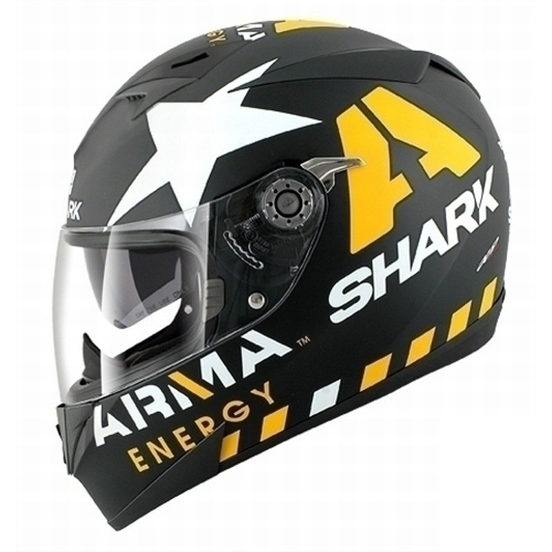 Casque Shark S700 S REDDING MAT