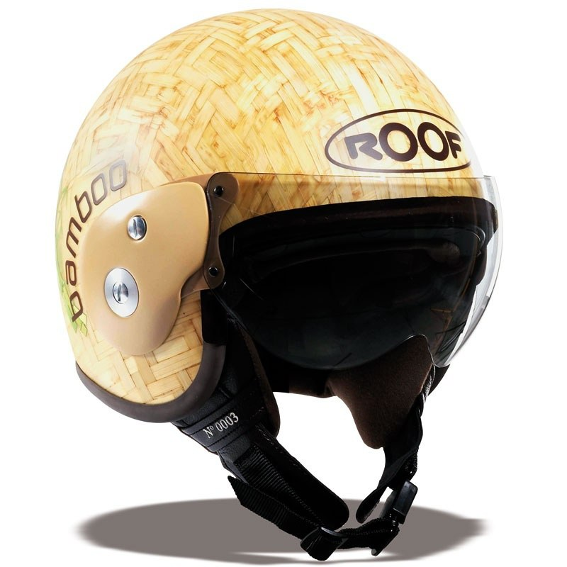 Casque Roof Ro12 Edition Limitée Bamboo