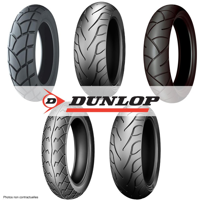Pneumatique Dunlop AMERICAN ELITE 130/90 B 16 (67H) TL