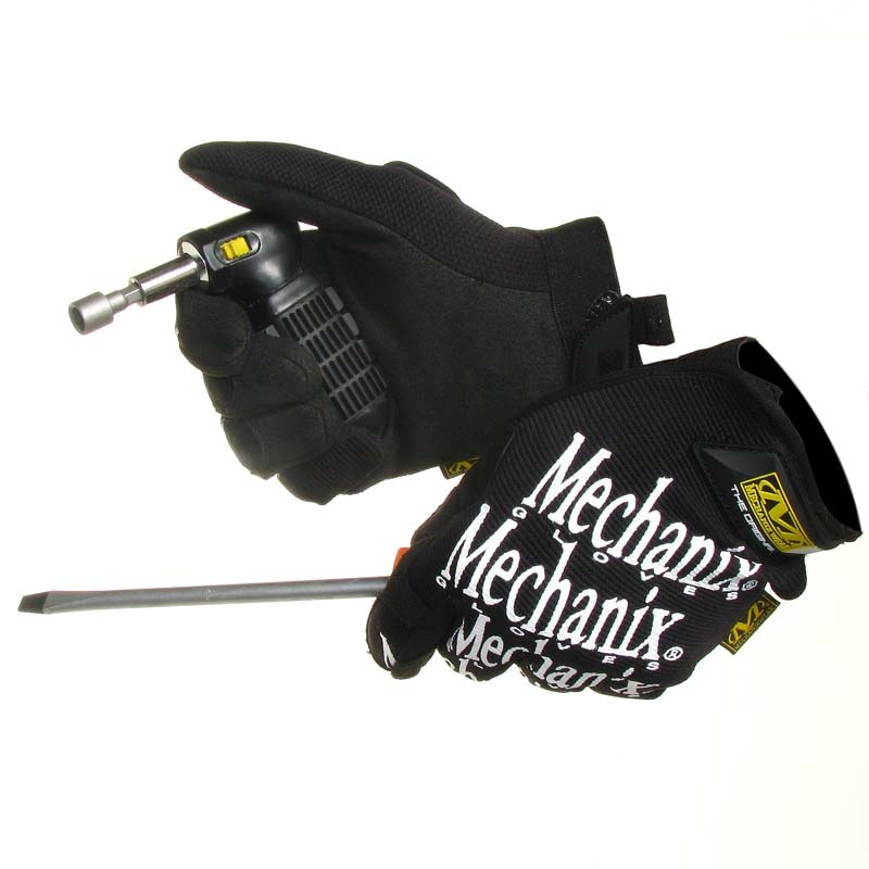 Gants D'atelier Mechanix The Original