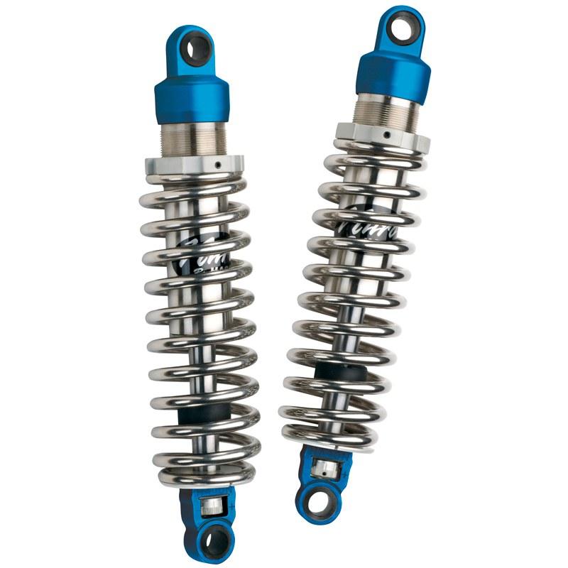 Amortiguador Hagon Nitro hidráulico azul