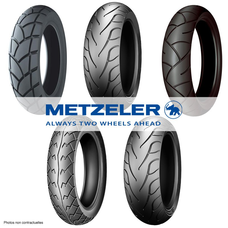 Pneu Metzeler Sportec M3 120/70 Zr 17 (58w) Tl