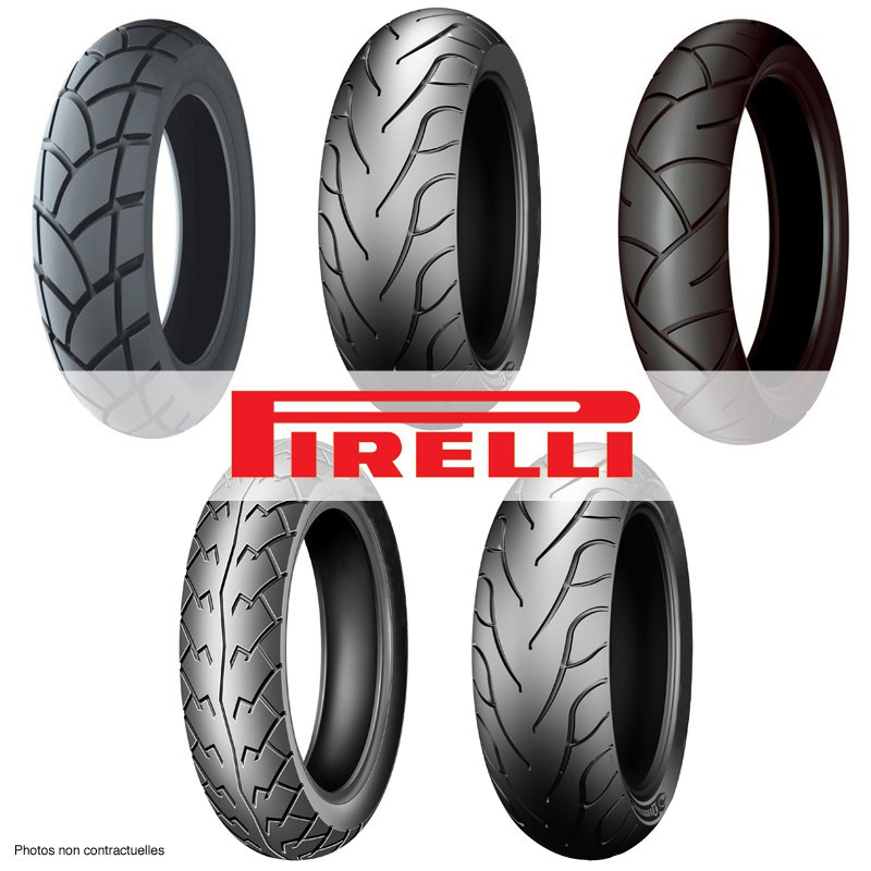 Pneumatique Pirelli CITY DEMON REINF 2.50 P 17 (43P) TT