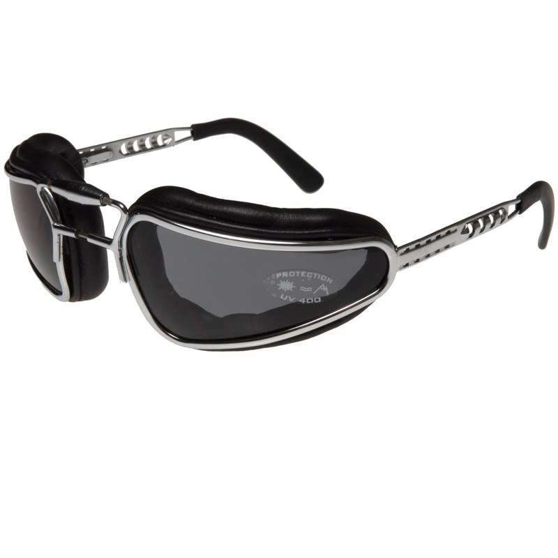 lunettes moto baruffaldi easy rider noir neutre vendre sportswear et accessoires. Black Bedroom Furniture Sets. Home Design Ideas