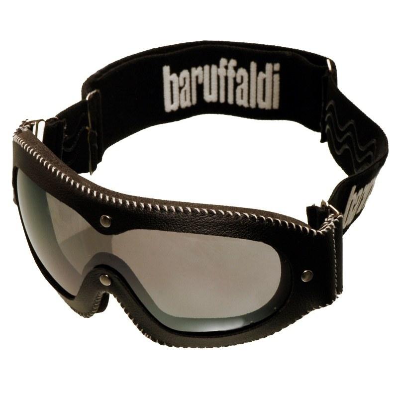 lunettes moto baruffaldi maf noir sportswear et accessoires. Black Bedroom Furniture Sets. Home Design Ideas