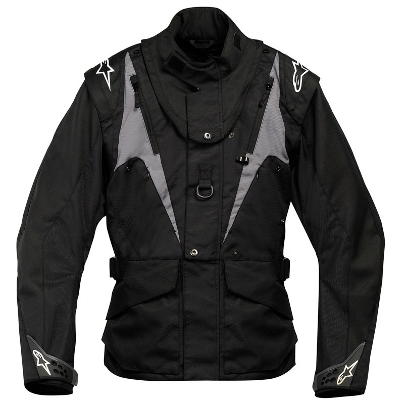Veste Enduro Alpinestars Venture Jkt For Bns Black Anthracite
