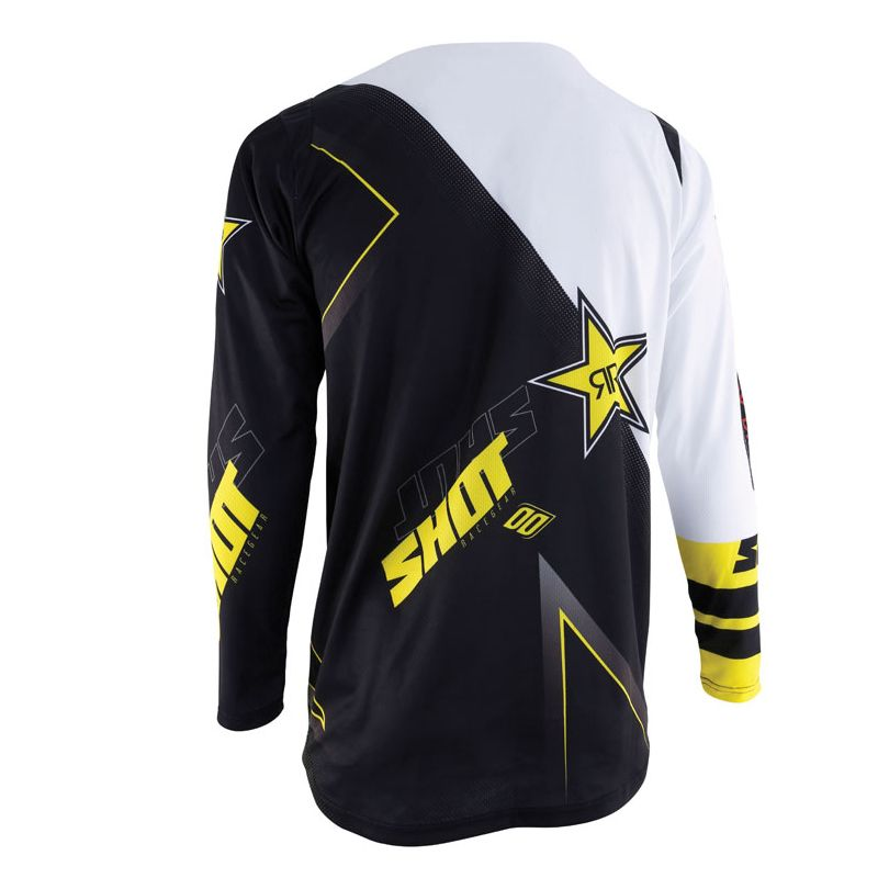 Maillot cross Shot CONTACT REPLICA - ROCKSTAR 2019