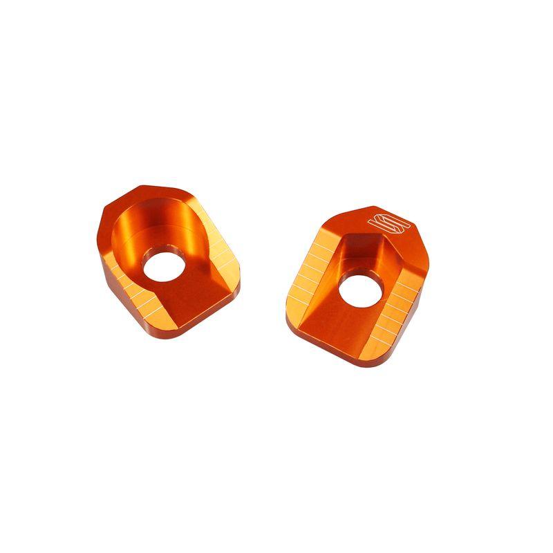 Tendeur De Chaîne Scar Anodisé Orange