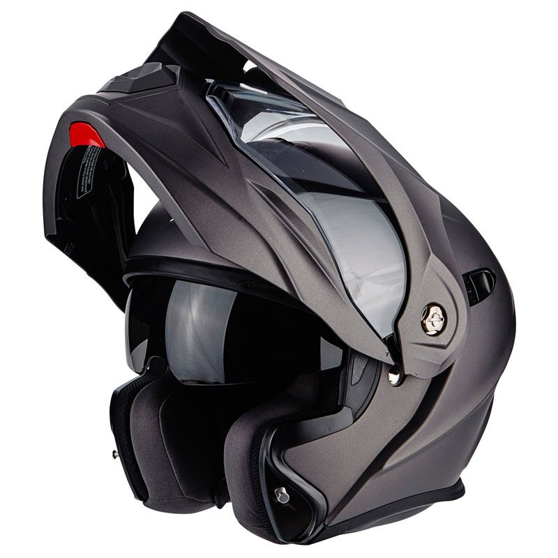Casque Scorpion Exo ADX-1 - SOLID MAT