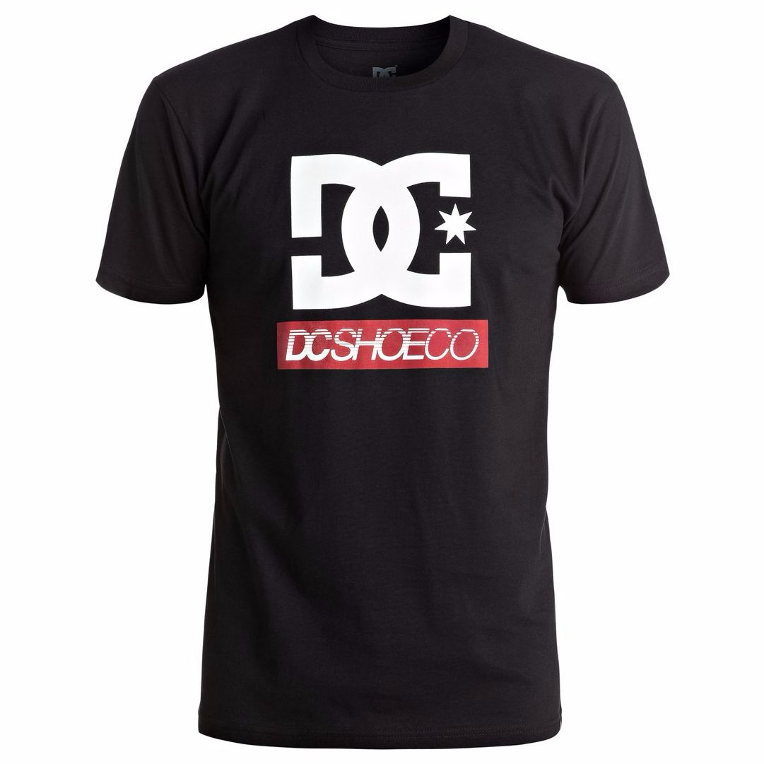 T-shirt Manches Courtes Dc Shoes Legendz Star