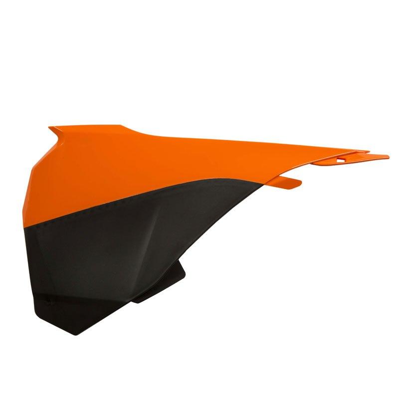 Caches De Boite à Air Acerbis *orange 2016/noir