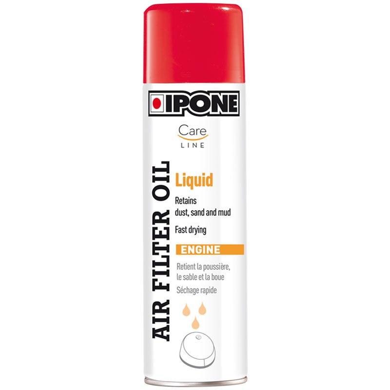 graisse filtre air ipone careline air filter oil liquid 500 ml huiles lubrifiants. Black Bedroom Furniture Sets. Home Design Ideas