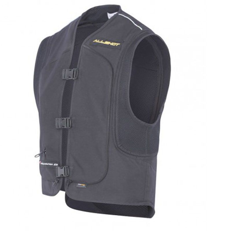 gilet airbag allshot shield retro blouson et veste. Black Bedroom Furniture Sets. Home Design Ideas