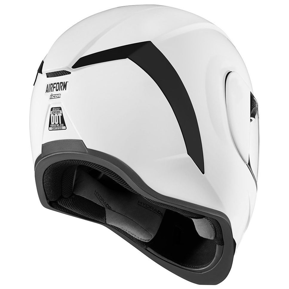 Casque Icon AIRFORM - GLOSS