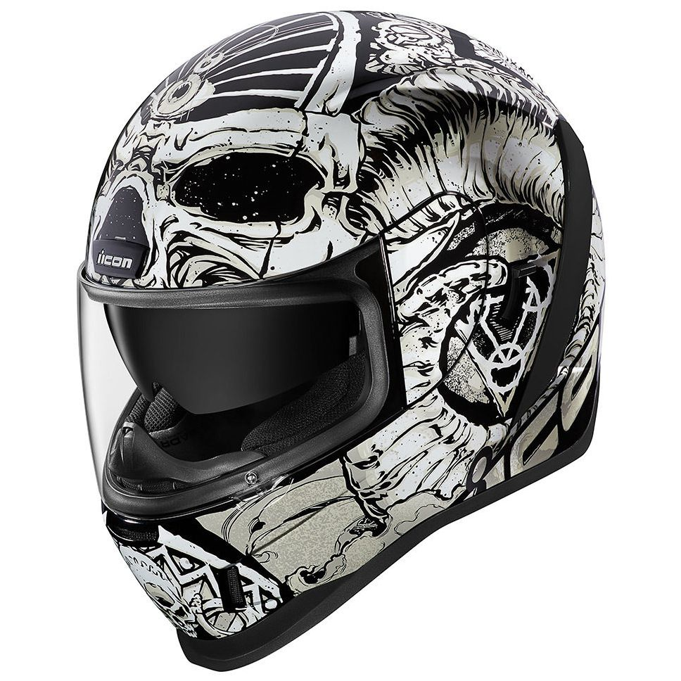 Casque Icon AIRFORM - SACROSANCT
