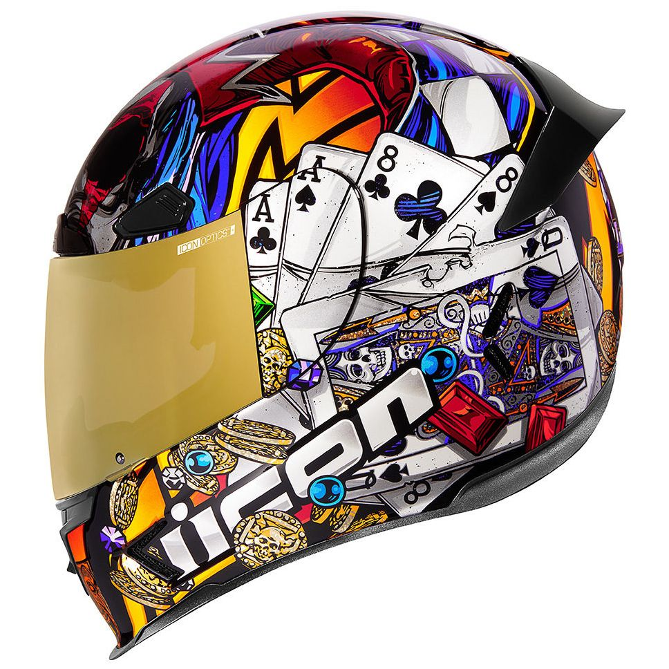 Casque Icon AIRFRAME PRO - LUCKYLID3