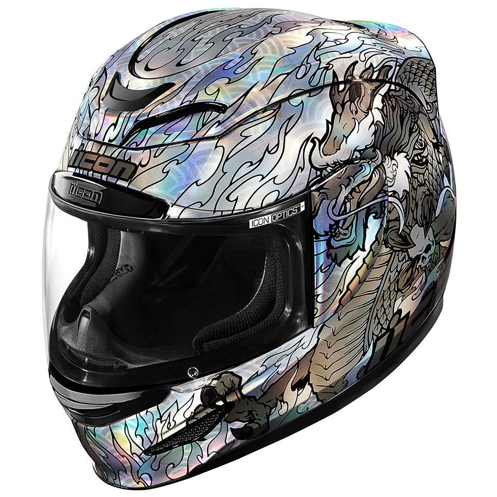 Casque Icon AIRMADA - LEGION