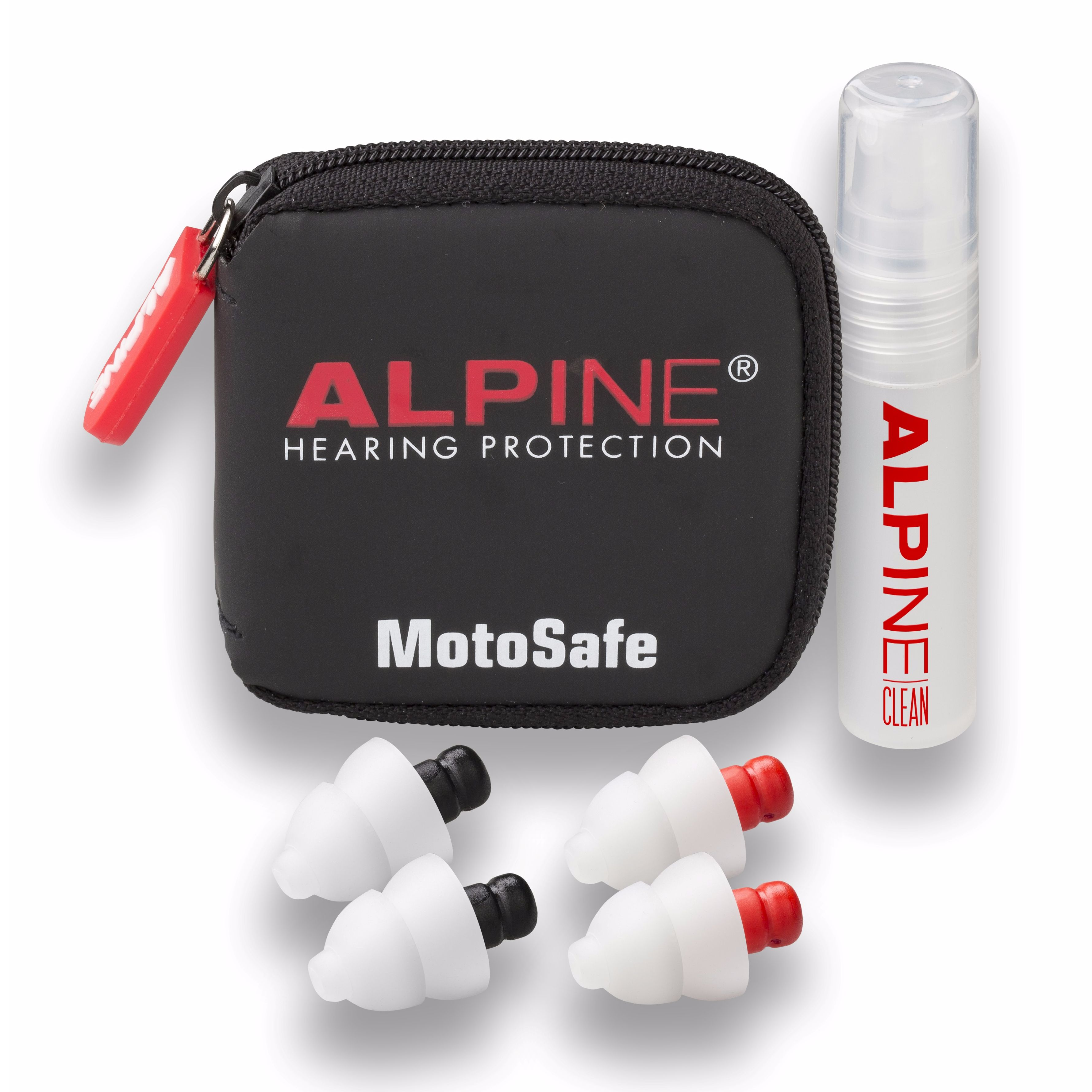 Rouler sur piste avec des bouchons d'oreille : pour ou contre? Votre avis? Alpine-motosafe-pro-closed-with-alpine-clean