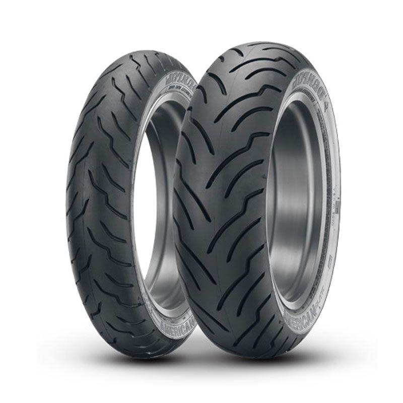Pneumatique Dunlop AMERICAN ELITE 130/90 B 16 (73H) TL