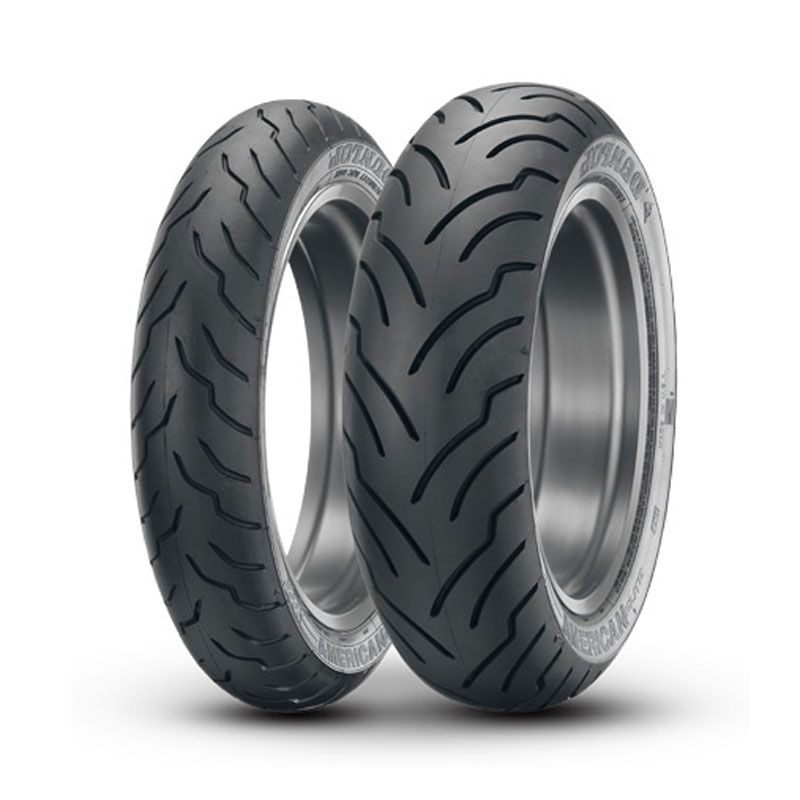 Pneu Dunlop American Elite Mt 90 B 16 (72h) Tl