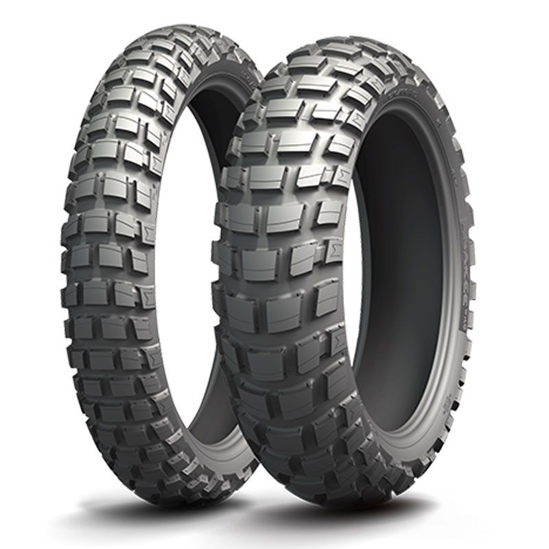 Pneumatique Michelin ANAKEE WILD  90/90 -21 (54R) TL