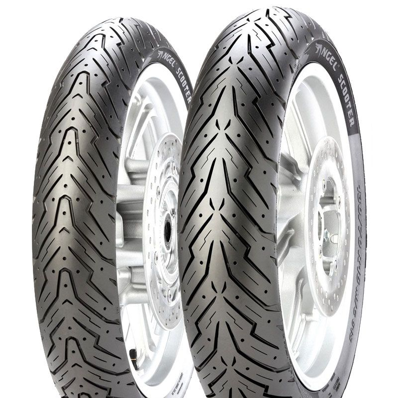Pneumatique Pirelli ANGEL SCOOTER 130/70 - 16 (61P) TL